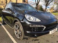 2013 (63) Porsche Cayenne 3.0D V6 Triptronic S / 61K FPSH / Fully Loaded / 12 Months MOT