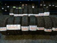"""BRANDED 18"""" NEW & AS NEW PERFORMANCE TYRES FROM £40-£50 loads more txt tyre size for price & av"""