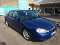 NEW M.O.T!!! MONDEO ST200 129K ON CLOCK