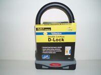 Sterling Bike Lock .