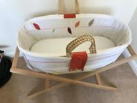 Mamas and papas bassinet