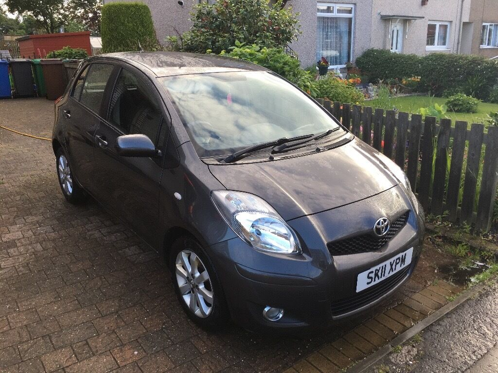 toyota yaris 2011 t spirit 1 4 diesel in glenrothes fife gumtree. Black Bedroom Furniture Sets. Home Design Ideas
