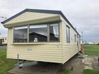 Perfect first family caravan at Berwick Holiday Park