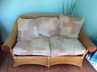 Conservatory two seater