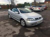 2005 ASTRA CONVERTIBLE LOW*MILEAGE