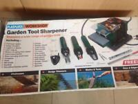 Plasplug workshop garden multi tools sharpener (no DVD)
