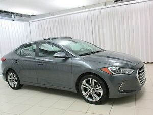 2017 Hyundai Elantra SEDAN w/ SUNROOF, BACK-UP CAM, PUSH BUTTON
