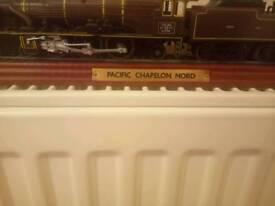 Pacific chapelon nord steam train model