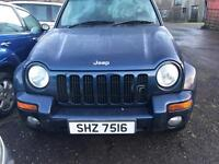 Jeep Cherokee 3.7 Lpg / BREAKING ALL PARTS AVAILABLE