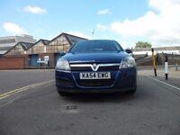 2005 Vauxhall Astra 1.6 i 16v Life 5dr Hatchback. 11 months mot.low mileage