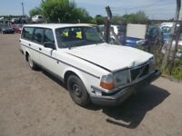 VOLVO 240 GL - H796WYC - DIRECT FROM INS CO