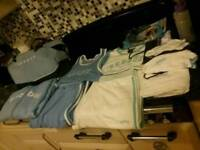 Reebok full gym kit and bag ,,,Brand new ,