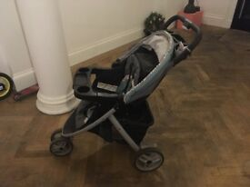 Used push-chair, 3 years old, great condition, £40