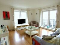 Large bright one bedroom apartment in a geat development available now, balcony, porter, lift