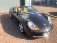 Porsche Boxter 2.5 Manual **FULL YEAR MOT**ONLY 69K MILES**