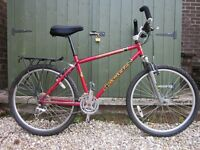 2 Mountain Bikes - Kona Fire Mountain - excellent condition