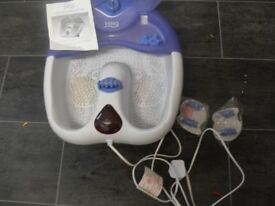visiq foot spa