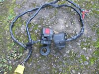 SUZUKI GSXR750 WN/WP SWITCH GEARS