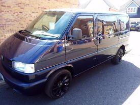 VW T4 Transporter Van 2.5 Tdi - Surf Van - Day Van