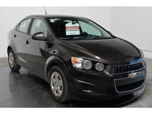2014 Chevrolet Sonic A/C  BLUETOOTH