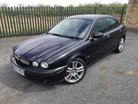 2005 55 JAGUAR X TYPE 2.0D *DIESEL* 4 DOOR SALOON - *APRIL 2018 M.O.T* - GOOD EXAMPLE!
