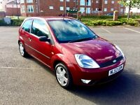 Ford Fiesta zetec 1.4 only 78,000 miles and none former owners