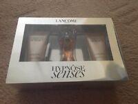 Lancôme hypnose sense perfume gift set