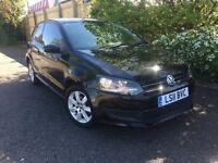 VW POLO 1.2L BLUEMOTION 2011-12 MONTHS MOT-QUICK SALE