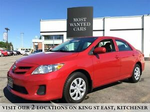 2013 Toyota Corolla CE | HEATED SEATS | NO ACCIDENTS
