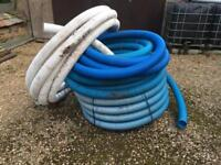 100mm perforated Land Drainage Pipe