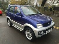 Daihatsu terios 1.3 Full Service history PX WELCOME