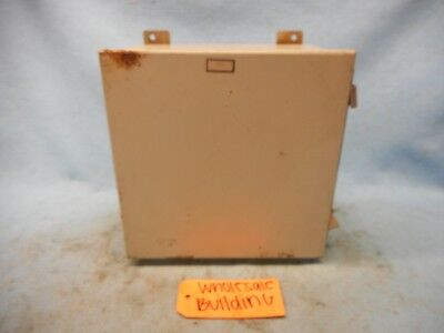 Hammond Junction Boxenclosure 1414phj6 10x10x6 Type 12 Hinged