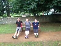 Boot Camp Abingdon Fit Fun and Challenging All Year Round