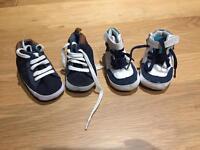 Boys Pre Walker Shoes - 6-12 Months