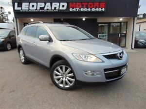 2008 Mazda CX-9 GT, Leather, Sunroof, 4wd, 7Passenger*No Acciden
