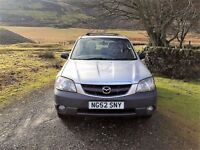 Mazda Tribute **Cheap, Affordable and Economical 4x4 ** FULL LEATHER **