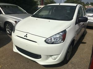 2014 Mitsubishi Mirage ES | Manual | Only 22K KM's | Amazing Con