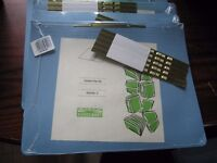 25 FLAT BAR TRANSFER FILES-FOOLSCAP-FORWARD FLAT FILE/ NEW AND SEALED