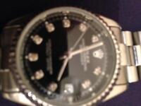 Lovely Rolex watch