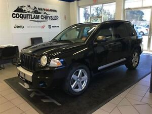 2007 Jeep Compass Limited sunroof leather