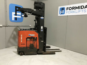 Raymond******7500 Reach Forklift Campbellfield Hume Area Preview