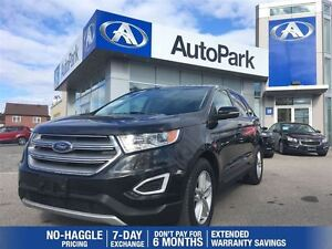 2015 Ford Edge SEL/BLUETOOTH/HEATED SEATS/REARVIEW/ALLOYS