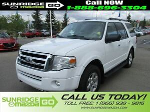 2013 Ford Expedition XLT 4WD/FAMILY CAR W/ TRAILER TOWING PKG