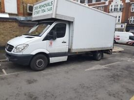 7 days a week - Man and Van Services