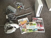 Nintendo Wii console in very good condition