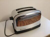 Russell Hobbs 2-Slice Toaster -in chrome-