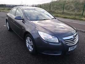 GREAT CONDITION VAUXHALL INSIGNIA 2.0 CDTi EXCLUSIV 128 BHP DIESEL