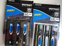 2x Patriot PV736G1600LLK 'Sector 7' Viper II Series DDR3 6GB Dual Channel Kit RAM Memory Kit i7 X58