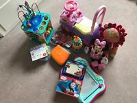 Bundle of good quality children's toys