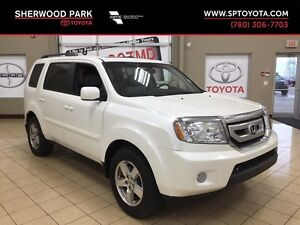 2011 Honda Pilot EX-L Leather Interior!